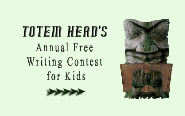 OUR WRITING CONTEST